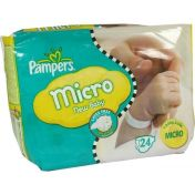 Pampers Micro Windeln