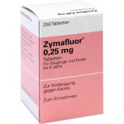 Zymafluor 0.25MG Tabletten