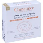 AVENE Couvrance Kompakt Make up reich.nat. 02 NEU