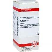 Coffea D12 Tabletten