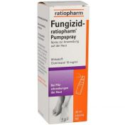 Fungizid Ratiopharm Pumpspray