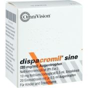 DISPACROMIL SINE EDP