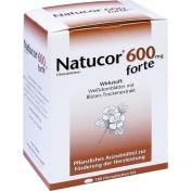 Natucor 600mg forte