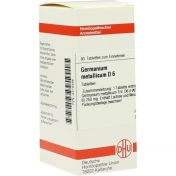 Germanium met D 6 Tabletten