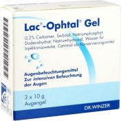 Lac-Ophtal Gel