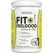 Fit+Feelgood Schlank-Diät Banane-Quark Pulver