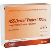 ASS Dexcel Protect 100mg Tabletten
