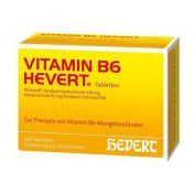 Vitamin B6-Hevert Tabletten